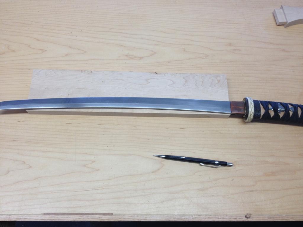 A Real Sword