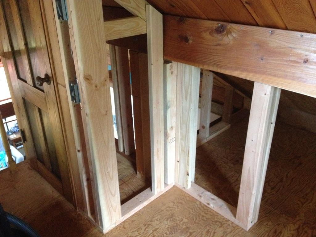 Corner Framing