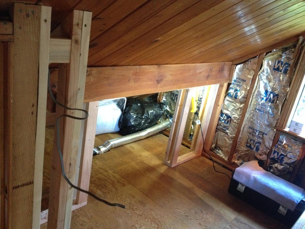 Loft Framed