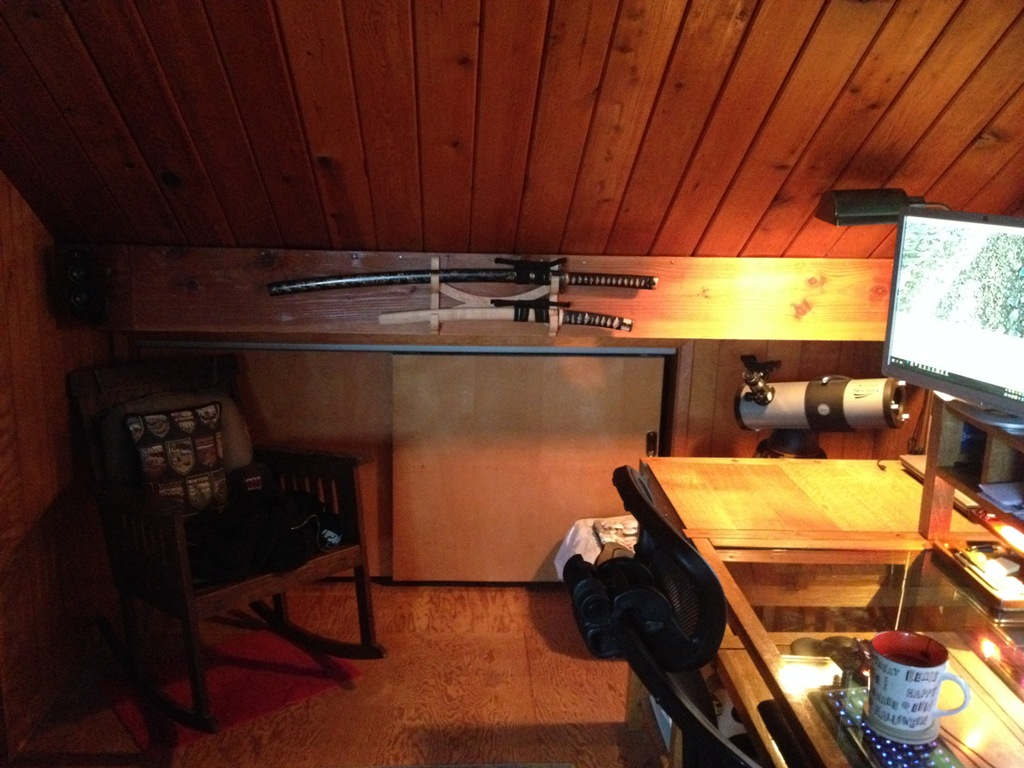 Swords Before