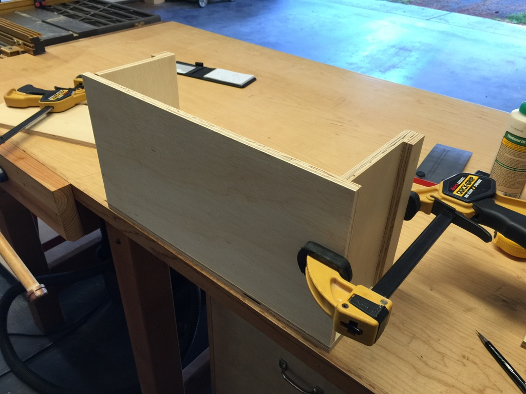 Clamped Box