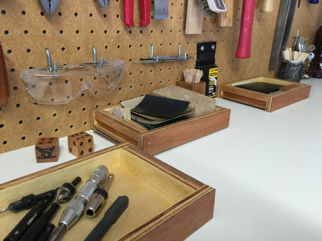 Small Tool Boxes
